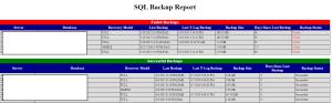 SQLBackupReport1